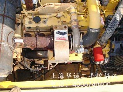 小松300-6发动机